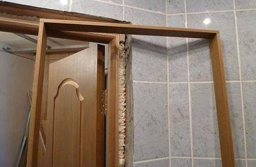 Что такое добор для двери?