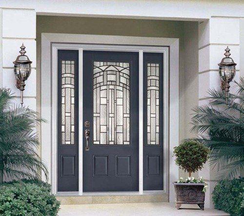 Дверь компании Гранит в вашем доме.