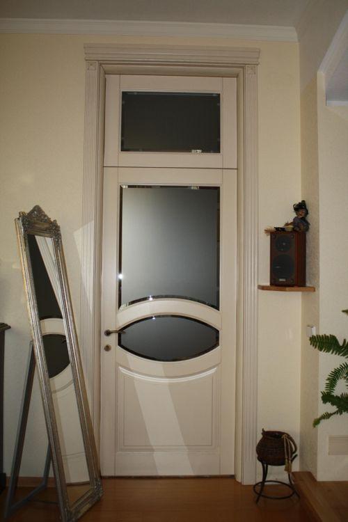 Дверь Ле-Гран в интерьере