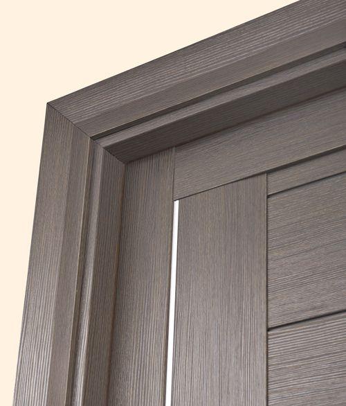 Шпонированные двери в интерьере фото
