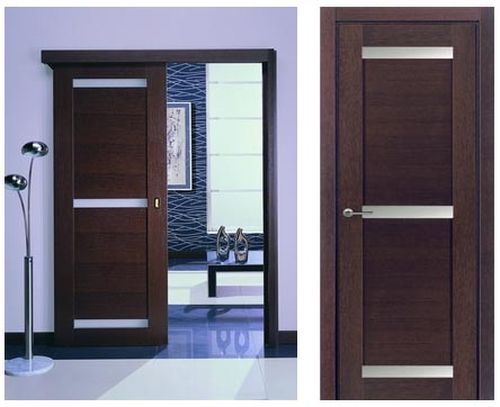 Межкомнатные двери из шпона или ПВХ – что лучше выбрать