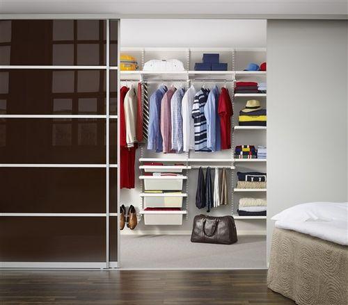 Раздвижная дверь в гардеробную