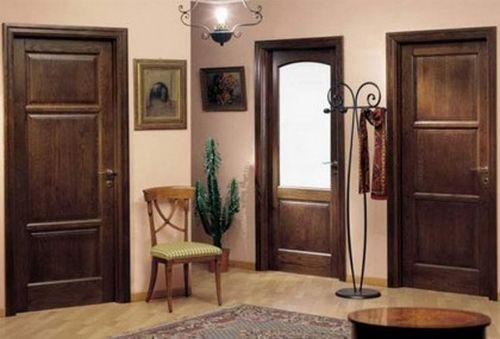 Отзывы о шпонированных межкомнатных дверях