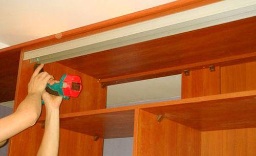 шкаф-купе перфект инструкция по сборке - фото 9