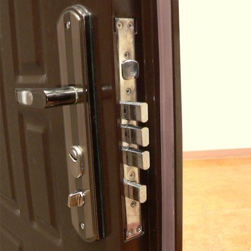 Установка второй входной двери в квартире: фото, видео