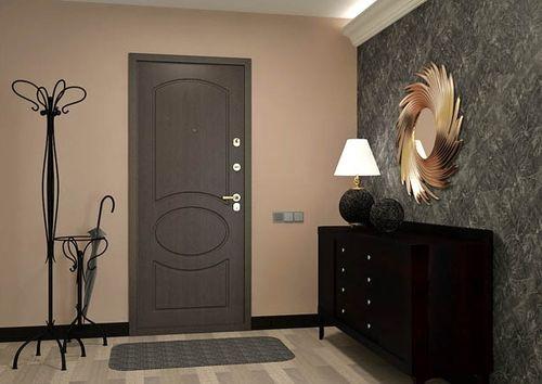 Утепление входной металлической двери в квартире