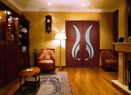 Дверь от компании Хорошие двери