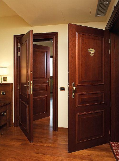 Ярославские двери в интерьере