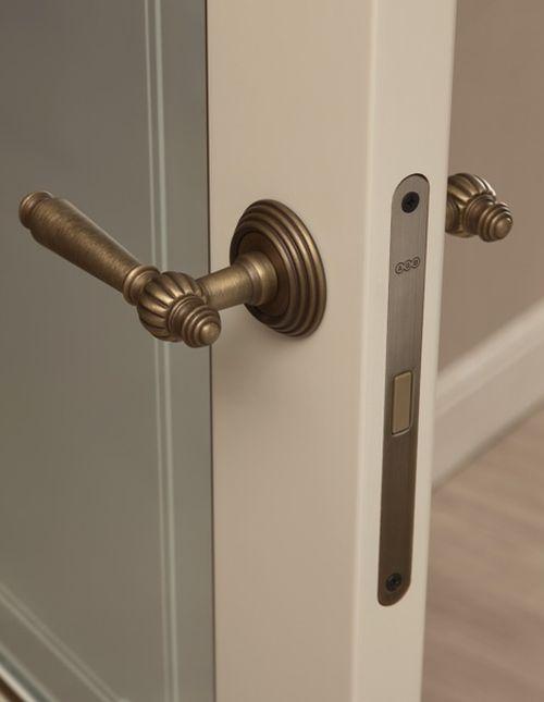 Как выбрать замки для межкомнатных дверей
