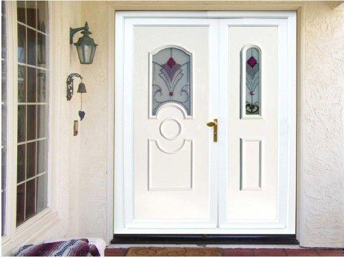 Входные двери ПВХ: фото и отзывы владельцев