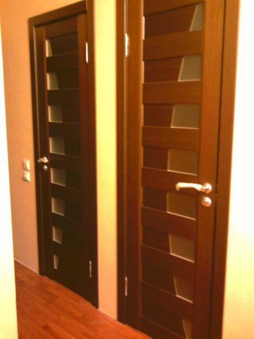Какие двери выбрать в ванную и туалет?