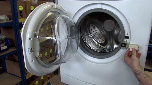 инструкция к стиральной машине как открыть барабан