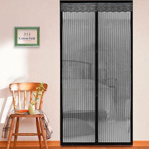 Москитная штора на входную дверь