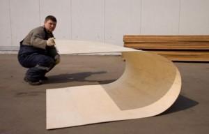 Учимся делать арки из фанеры
