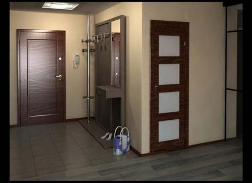 Выбираем дверь из сосны