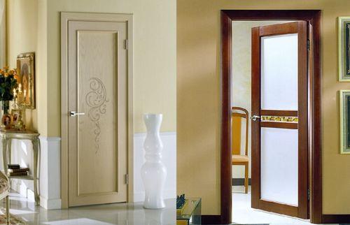 Выбираем популярные двери