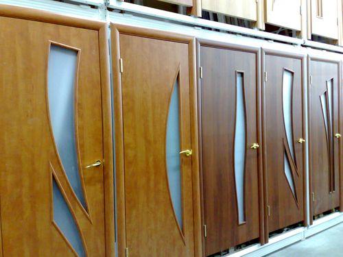 Установка и изготовление филенчатых дверей