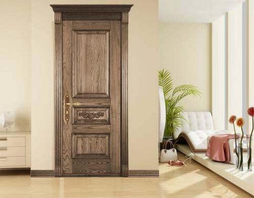 Купить межкомнатные двери из массива дуба в Санкт