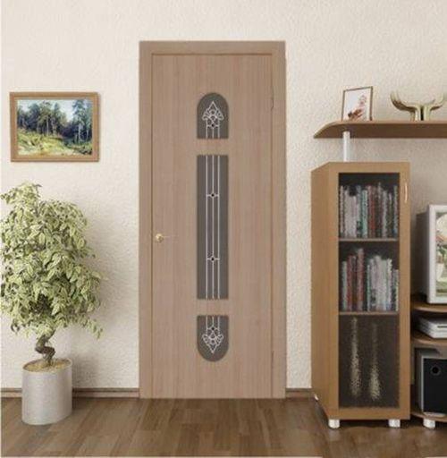 Чем хороши двери с ПВХ покрытием?
