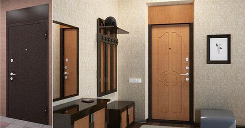 Как сделать двери для антресоли