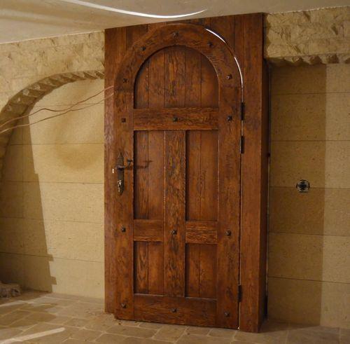 Двери из массива дуб - StroUnet