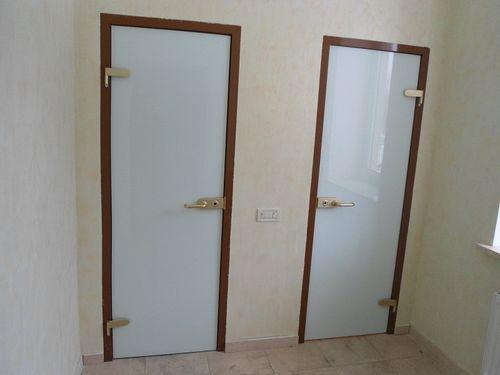 Как выбрать пластиковую дверь в ванную и туалет