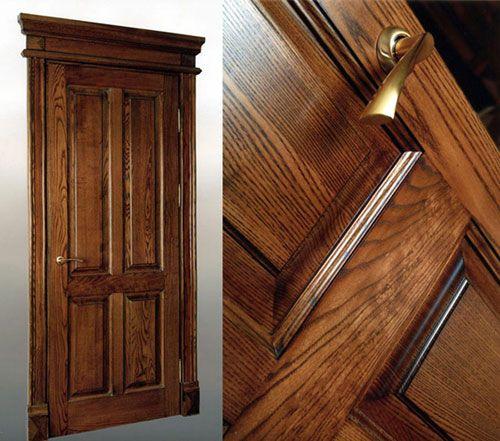 Дверной порог из ясена и дуба (Маркет-Двери) - YouTube