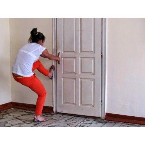 Если захлопнулась дверь, что делать?