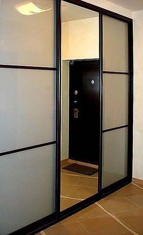 Установка двери шкафа своими руками
