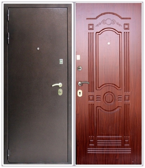 Двери от компании Заводские двери