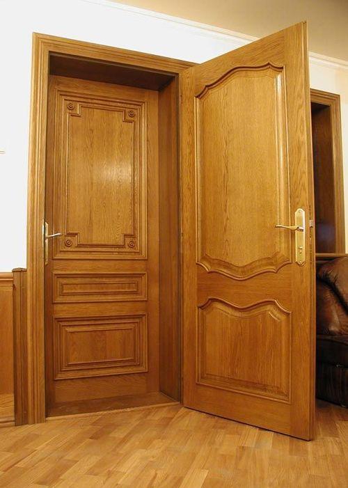 Как отремонтировать дверь из мдф