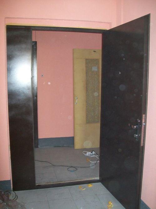 Тамбурные двери на лестничную площадку_2
