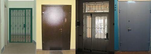 Тамбурные двери на лестничную площадку_3