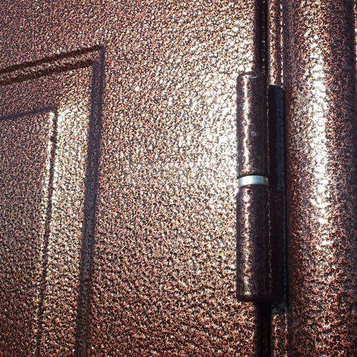 Двери с порошковым покрытием