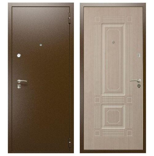 Выбираем металлические двери Зетта