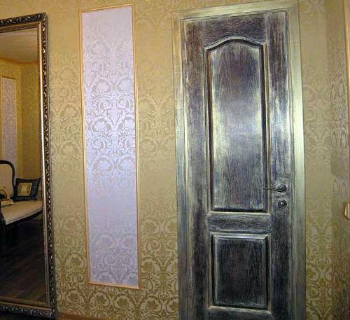 Старим дверь