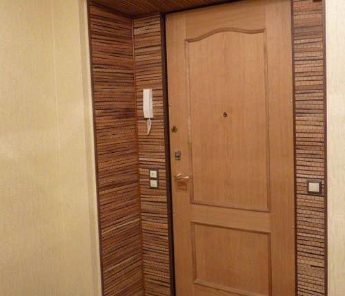 установка входных дверей в талдоме