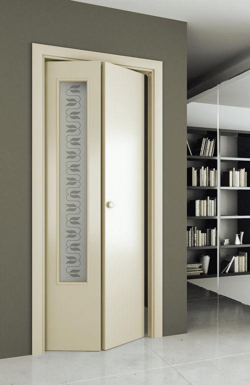 От выбора до установки: складная дверь книжка
