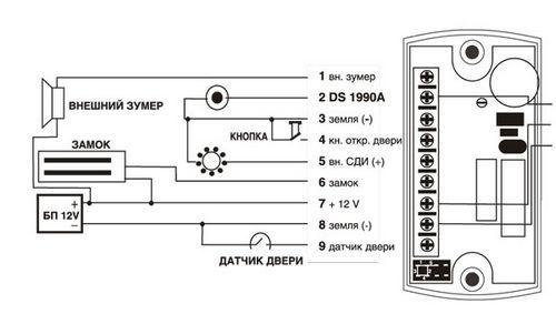 Схема подключения старт стоп фото 175