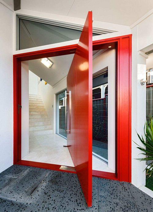 Виды и варианты установки Рото дверей