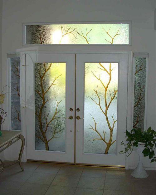 Стильные дизайнерские двери