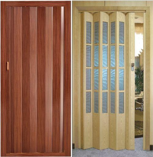 Двери-гармошка в Леруа Мерлен