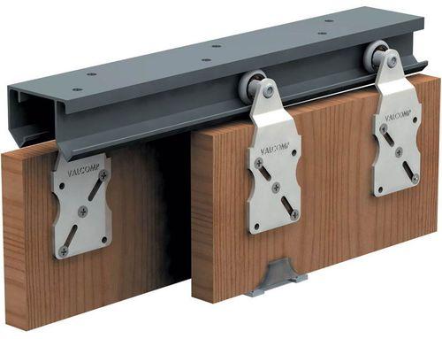 Подвесная система раздвижных дверей