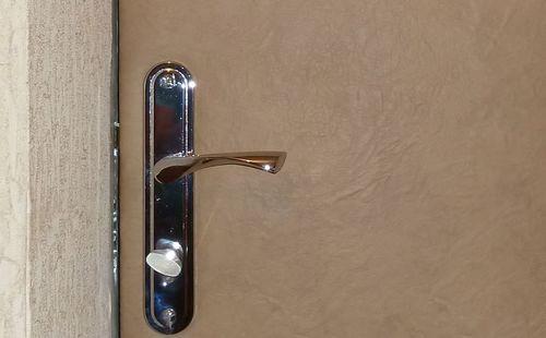 Ручка на двери