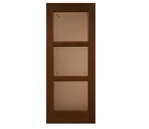 Дверь Адажио коричневая