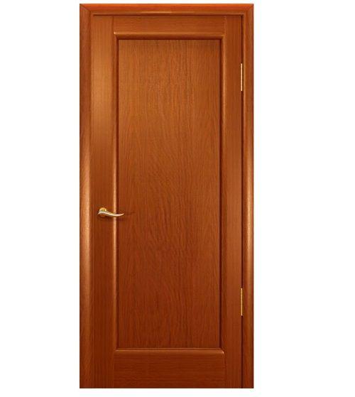 дверь Мария LUXOR глухая Темный Анегри