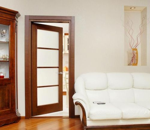 Двери Ока в интерьере