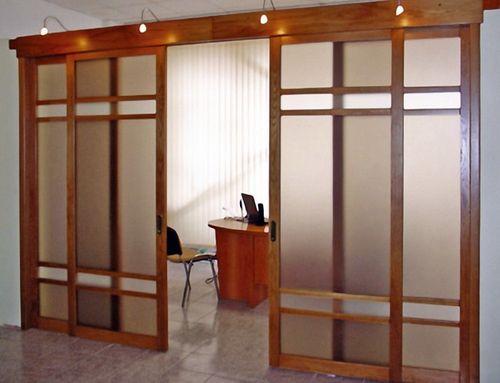Обзор лучших моделей подвесных межкомнатных дверей