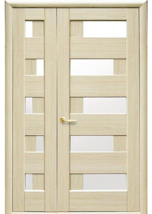 Межкомнатные двери со вставками