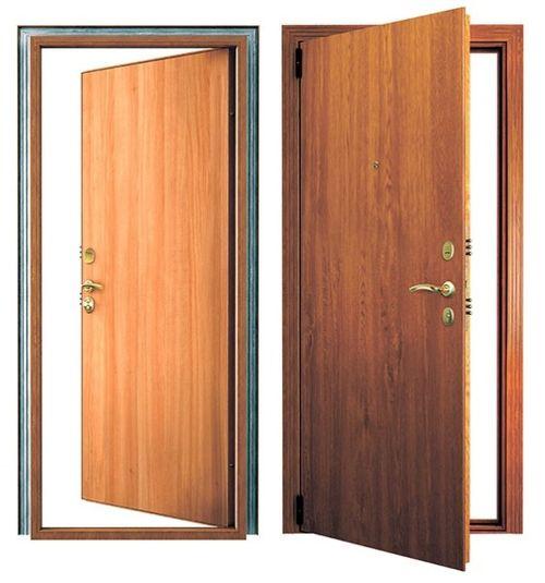 Варианты открытия двери